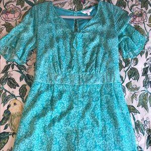 Candie's Dresses - Blue romper